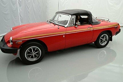 1978 MG MGB for sale 100732906