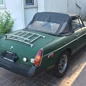 1978 MG MGB for sale 100837441