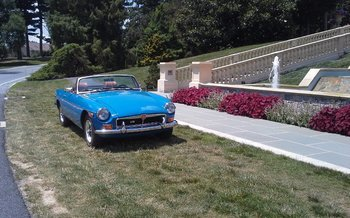 1978 MG MGB for sale 100851326