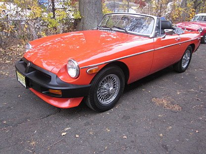 1978 MG MGB for sale 100820013