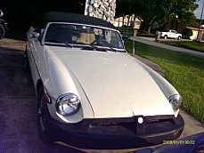 1978 MG MGB for sale 100829572