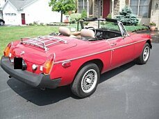 1978 MG MGB for sale 100829593