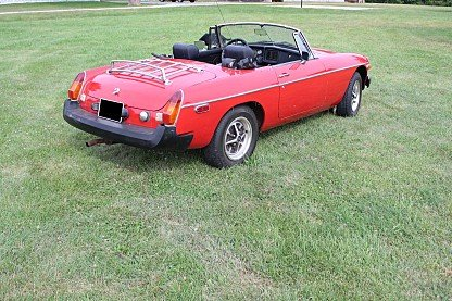 1978 MG MGB for sale 100912330