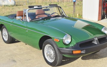 1978 MG MGB for sale 100986923