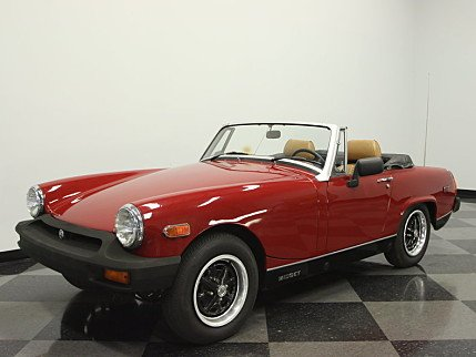 1978 MG Midget for sale 100796482