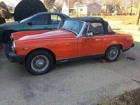 1978 MG Midget for sale 101032877