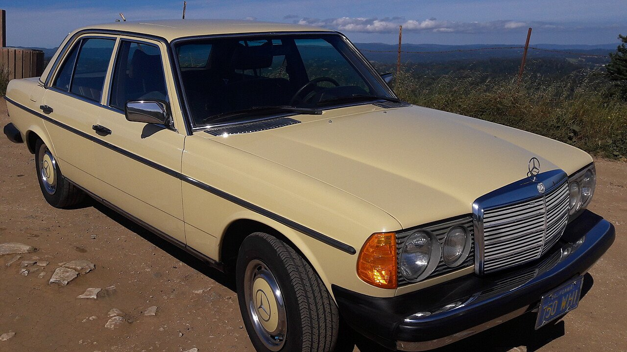1978 Mercedes-Benz 300D for sale 100881144