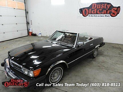 1978 Mercedes-Benz 450SL for sale 100731618