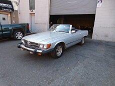 1978 Mercedes-Benz 450SL for sale 100757631