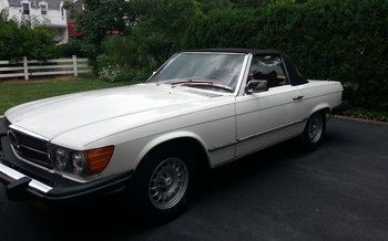 1978 Mercedes-Benz 450SL for sale 100782365