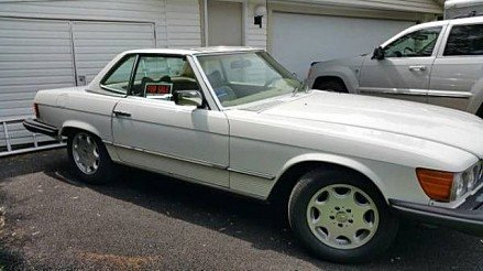 1978 Mercedes-Benz 450SL for sale 100829631