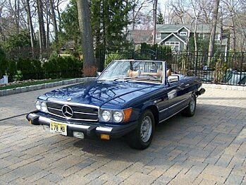 1978 Mercedes-Benz 450SL for sale 100908334