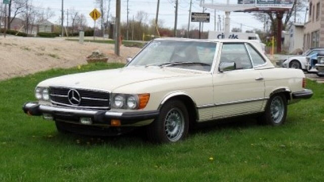 1978 Mercedes-Benz 450SL for sale 100775644