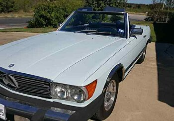 1978 Mercedes-Benz 450SL for sale 100837334
