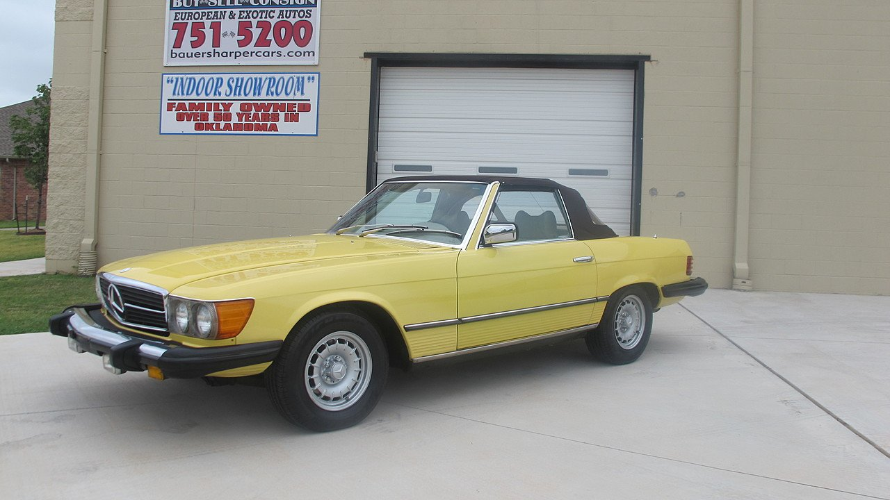1978 Mercedes-Benz 450SL for sale 100884481