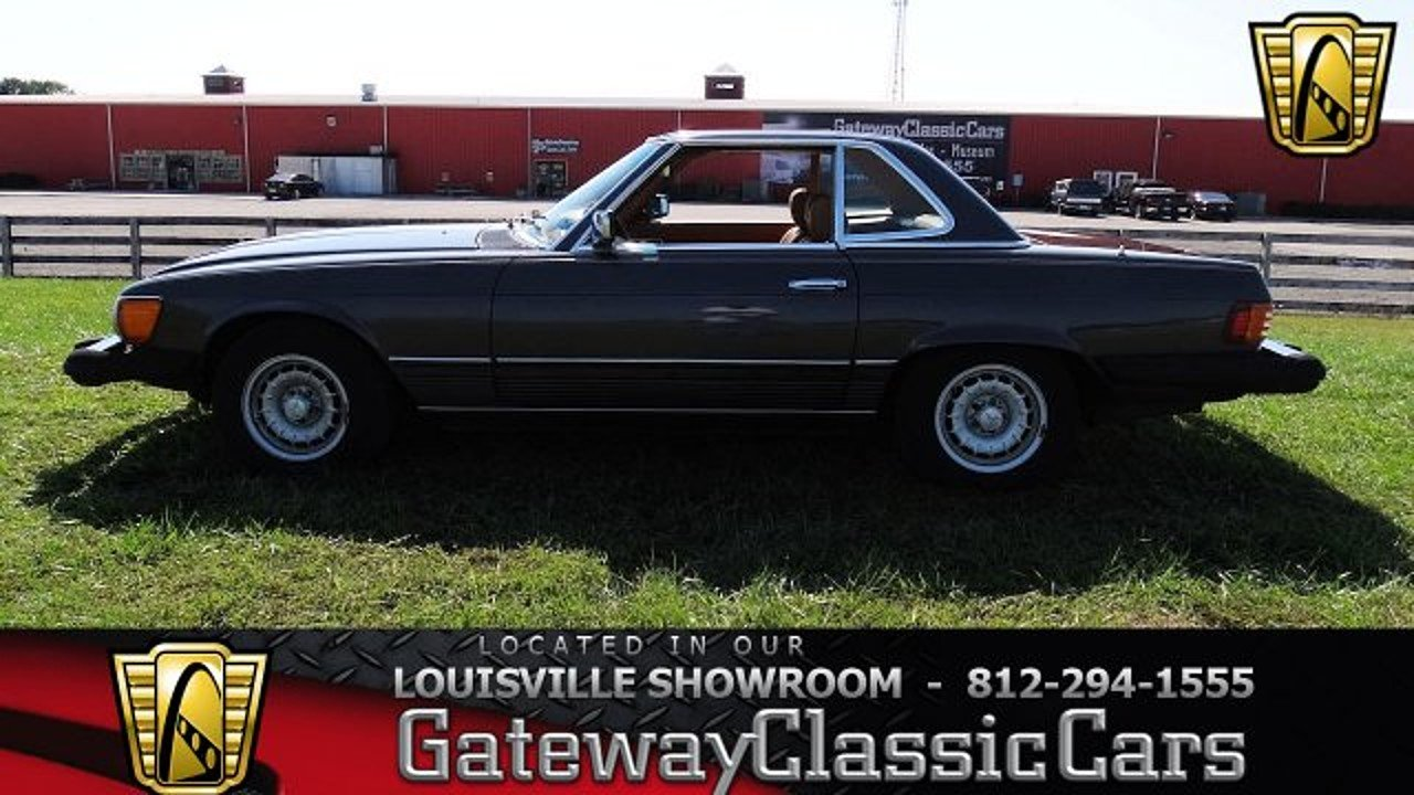 1978 Mercedes-Benz 450SL for sale near O Fallon, Illinois 62269 ...