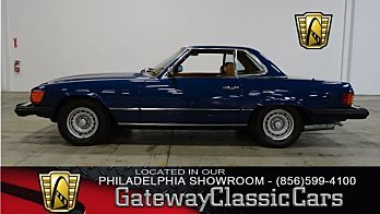 1978 Mercedes-Benz 450SL for sale 100977689