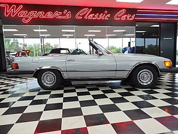 1978 Mercedes-Benz 450SL for sale 101002068