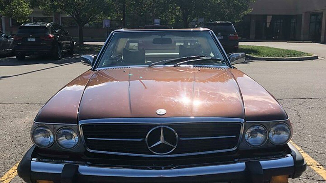 1978 Mercedes-Benz 450SL for sale 101031165