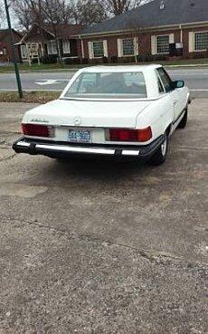 1978 Mercedes-Benz 450SL for sale 100829533
