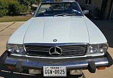 1978 Mercedes-Benz 450SL for sale 100837334