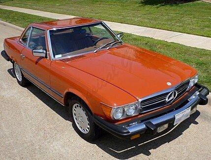 1978 Mercedes-Benz 450SL for sale 100881000