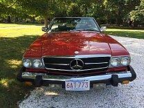 1978 Mercedes-Benz 450SL for sale 100900197