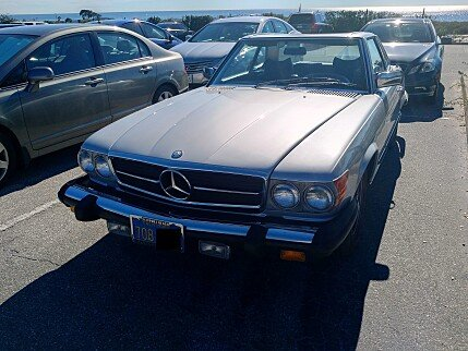 1978 Mercedes-Benz 450SL for sale 100905371