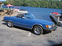 1978 Mercedes-Benz 450SL for sale 100910533