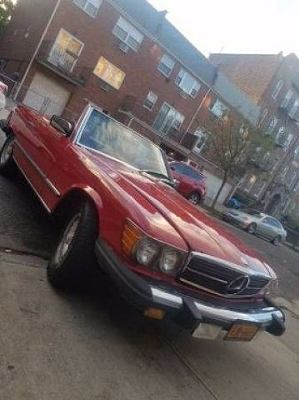 1978 Mercedes-Benz 450SL for sale 100911093