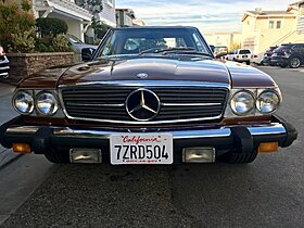 1978 Mercedes-Benz 450SL for sale 100930866