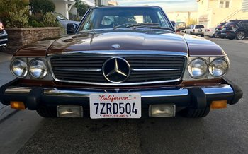 1978 Mercedes-Benz 450SL for sale 100930866