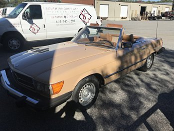 1978 Mercedes-Benz 450SL for sale 100968208