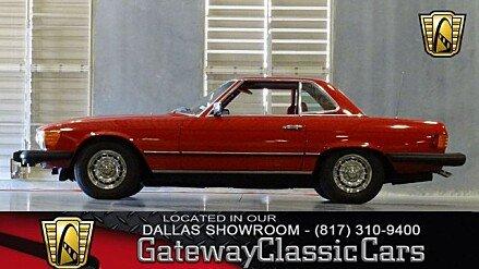 1978 Mercedes-Benz 450SL for sale 100993558
