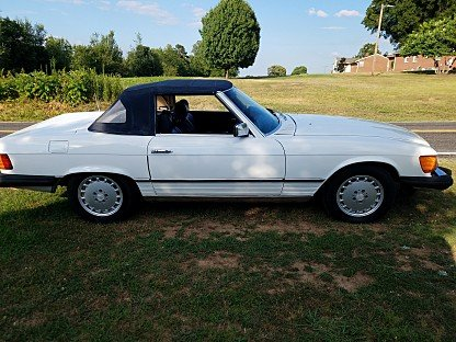 1978 Mercedes-Benz 450SL for sale 101007940