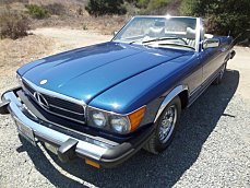 1978 Mercedes-Benz 450SL for sale 101019410