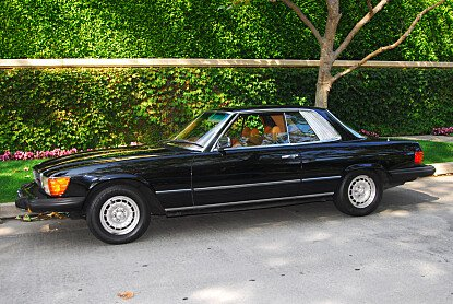 1978 Mercedes-Benz 450SLC for sale 100959825