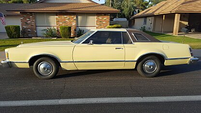 1978 Mercury Cougar for sale 100767132