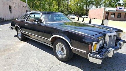 1978 Mercury Cougar for sale 100829243