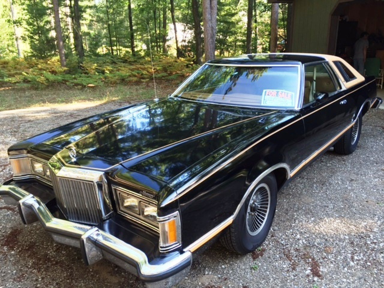 1978 Mercury Cougar Xr7 For Sale Near Manistee Michigan