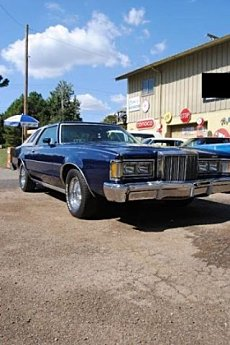 1978 Mercury Cougar for sale 100870978