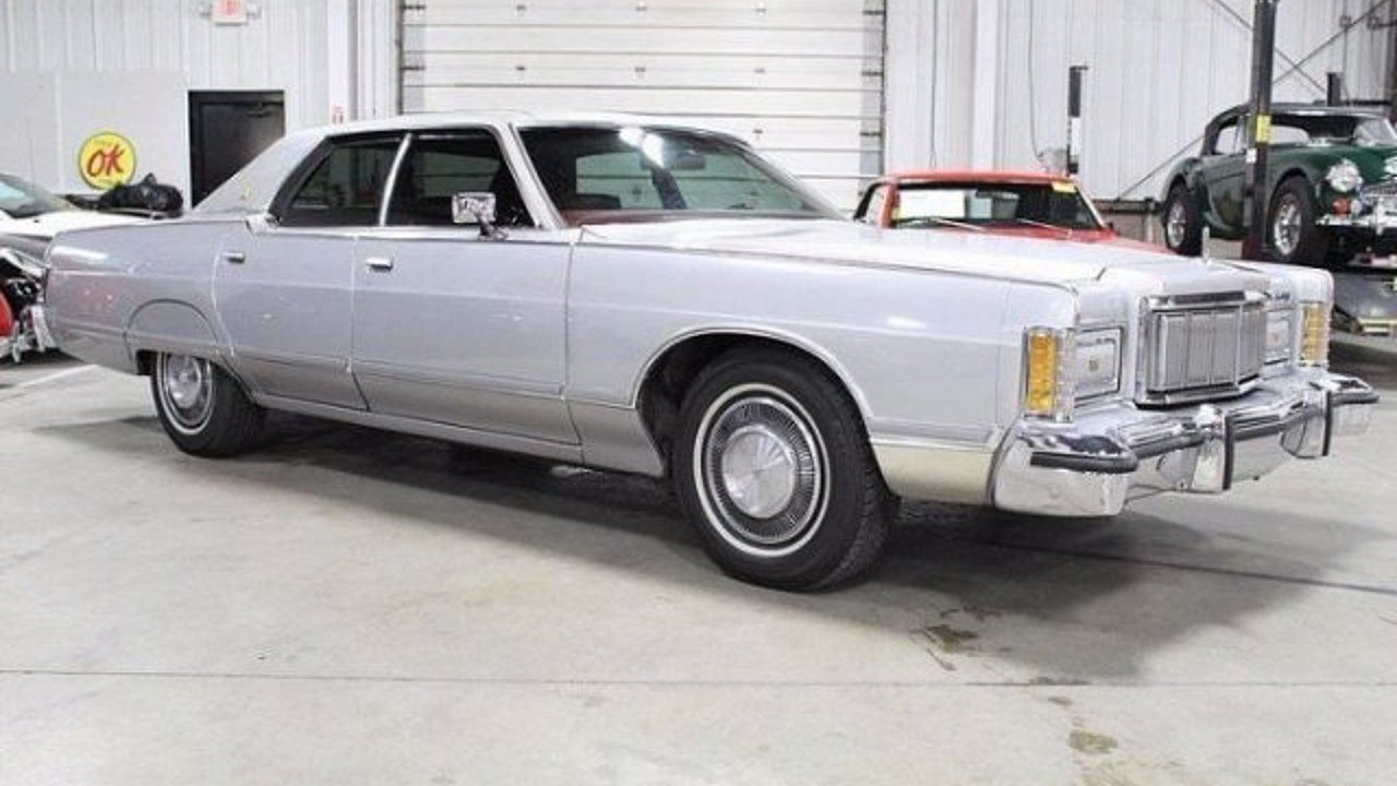 1978 Mercury Grand Marquis for sale 100896597
