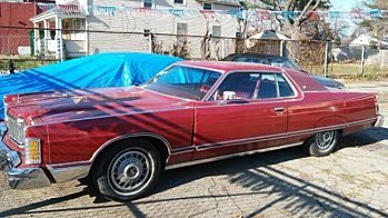 1978 Mercury Grand Marquis for sale 100955180