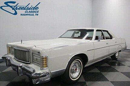 1978 Mercury Marquis for sale 100930577