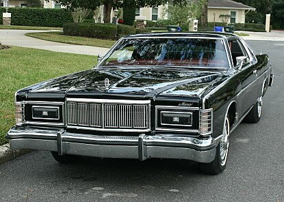 1978 Mercury Marquis for sale 100947427