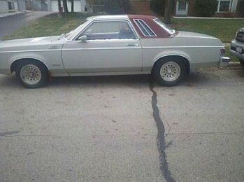 1978 Mercury Monarch for sale 100856583