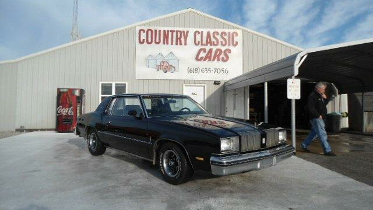 1978 Oldsmobile Cutlass for sale 100748656