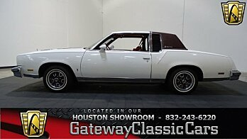 1978 Oldsmobile Cutlass for sale 100861112