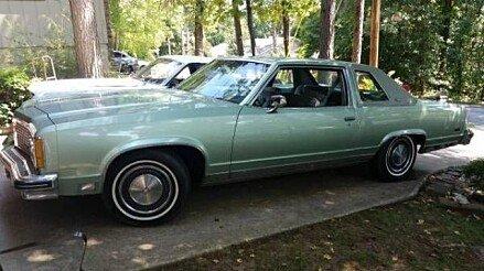 1978 Oldsmobile Ninety-Eight for sale 100804940
