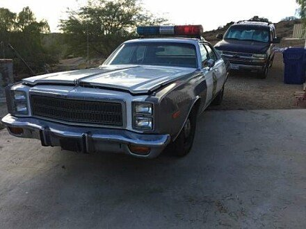 1978 Plymouth Fury for sale 100829732